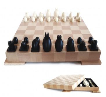 Graves Target Chess Set