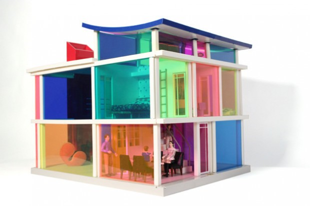 Kaleidoscope Doll House & Furniture