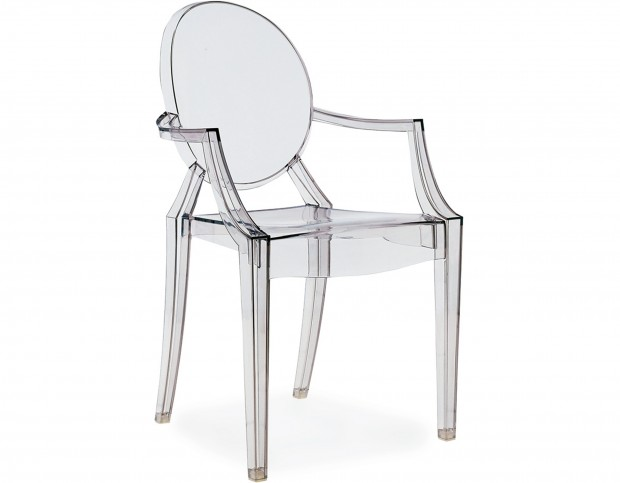 Louis Ghost Armchair