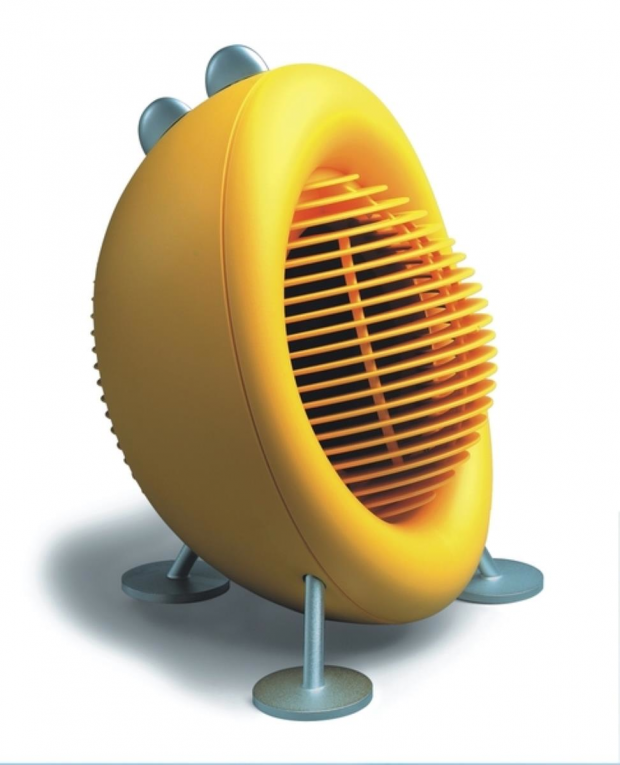 Max Heater and Fan