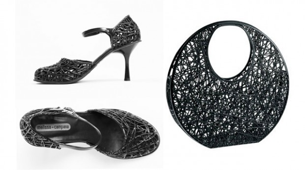 Melissa + Campana Shoes and Bag