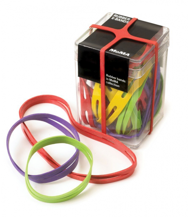 Moma Rubber X-Bands