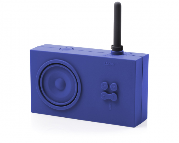 Tykho Rubber Radio