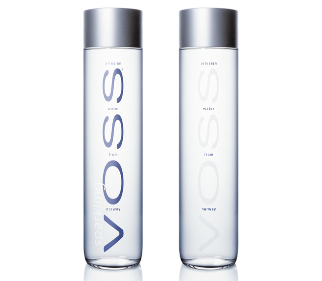 Voss Artesian Water Bottle