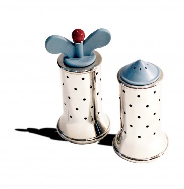 Graves Salt and Pepper Shakers