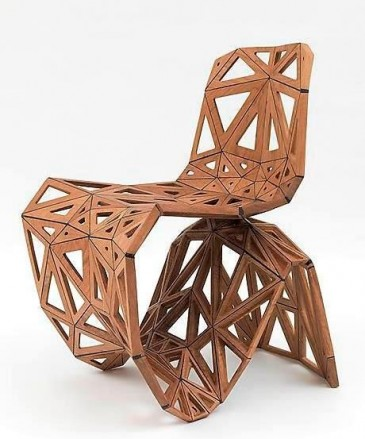 Polygon Chair