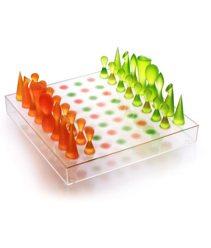 Karim Rashid Chess Set | My Design Life