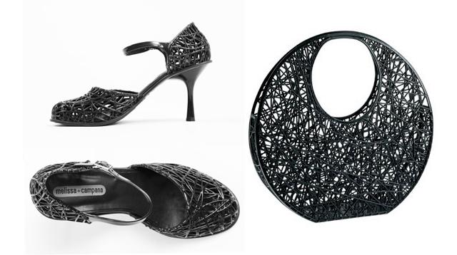 Melissa + Campana Shoes and Bag