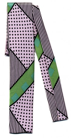 Memphis Tie
