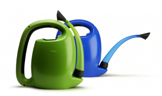 OXO Indoor Pour & Store Watering Can