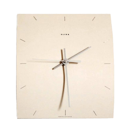 Staple Clock