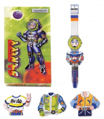 Stripp Scuba Watch