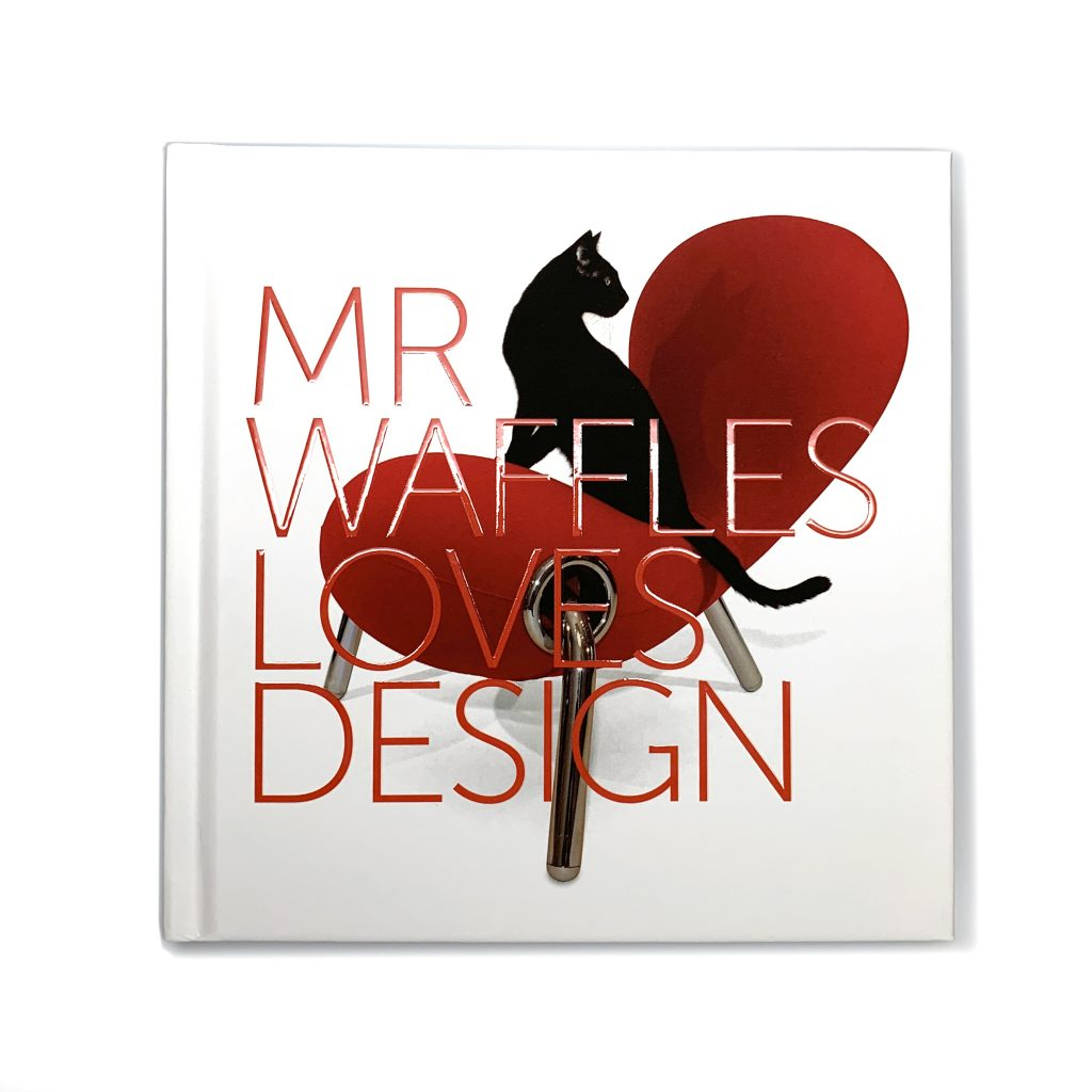 Mr. Waffles Loves Design